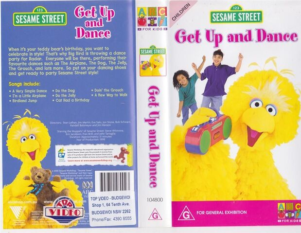 File:Get up and dance australian vhs.jpg