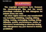 TVB International Limited Warning Screen in English (1994-1996)