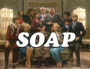 Soap TV Series Title Card