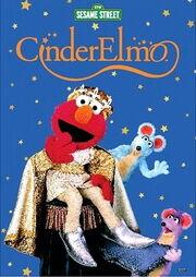 1990 - CinderElmo DVD Cover (2000 Release)