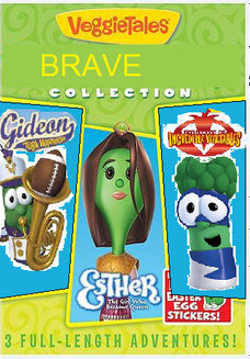 Brave collection Esther, Gideon and LIV