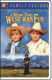 How The West Was Fun VHS 1