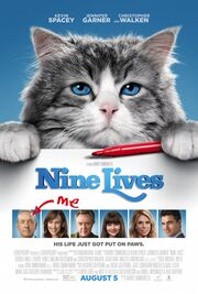 2016 - Nine Lives Movie Poster