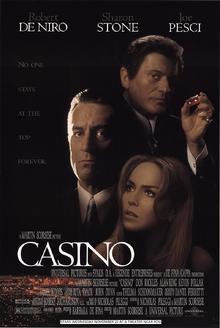 Casino (1995) Poster