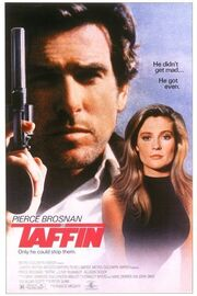1988 - Taffin Movie Poster