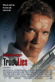1994 - True Lies Movie Poster