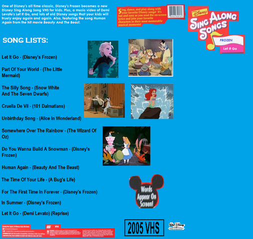 File:The Back of The Cover Of Disney's Sing Along Songs Let It Go.png