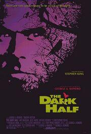 1993 - The Dark Half Movie Poster