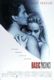 1992 - Basic Instinct Movie Poster