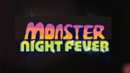 Monster night fever logo