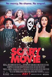 2000 - Scary Movie Poster