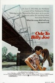 1976 - Ode to Billy Joe Movie Poster