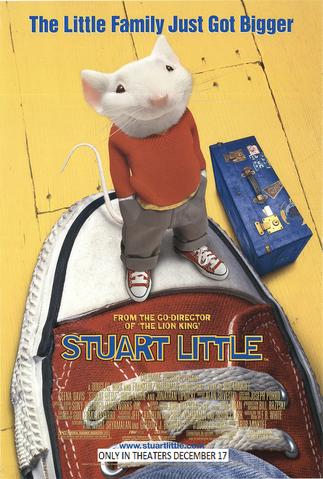 File:Stuart Little (1999) Poster.png
