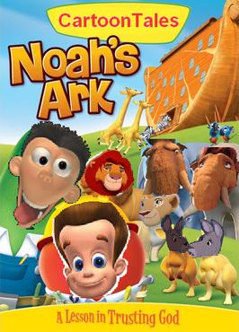 Ct noah ark dvd cover