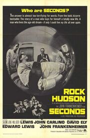 1966 - Seconds Movie Poster