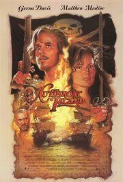 1995 - Cutthroat Island Movie Poster