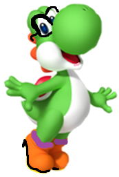 File:Yoshi with glasses.png