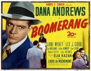1947 - Boomerang Movie Poster 2