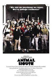 1978 - Animal House Movie Poster