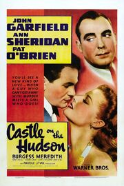 1940 - Castle on the Hudson Movie Poster