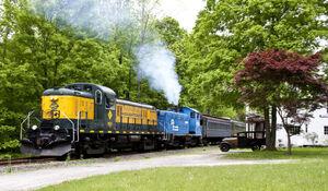 Berkshire Scenic Railway - Steam on the Housatonic Flyer