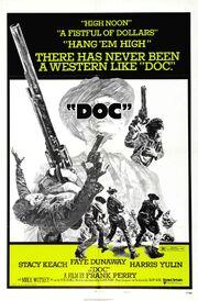 1971 - Doc Movie Poster