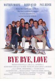 1995 - Bye Bye, Love Movie Poster