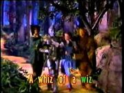 The Wizard of Oz from Warner Bros. Sing-Alongs Videos Promo