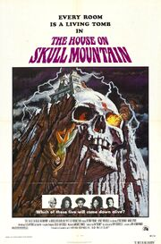 1974 - The House on Skull Mountain Movie Poster