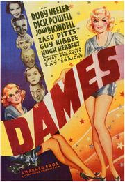 1934 - Dames Movie Poster