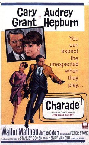 File:1963 - Charade Movie Poster.jpg