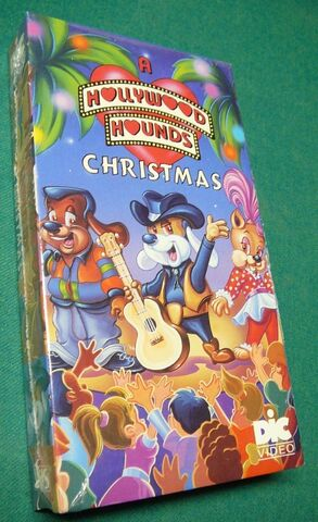 File:A Hollywood Hounds Christmas VHS.jpg