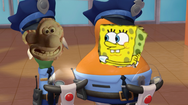 File:Spongebob and wallace are officers.png