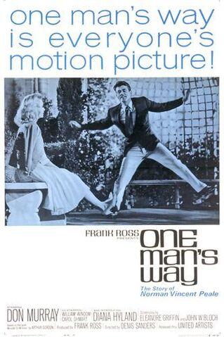File:1964 - One Man's Way Movie Poster.jpg