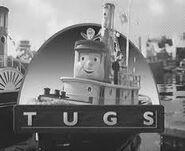 TUGS Title Screen