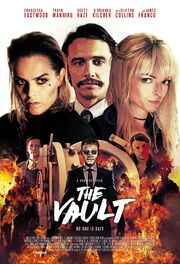 2017 - The Vault Movie Poster