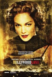 2006 - Hollywoodland Movie Poster