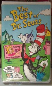Best of cat in hat vhs