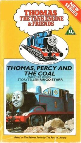 File:UK Thomas, Percy and the Coal and other stories (Pickwick Video).jpg