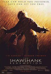 1994 - The Shawshank Redemption Movie Poster