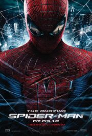 2012 - The Amazing Spider-Man Movie Poster