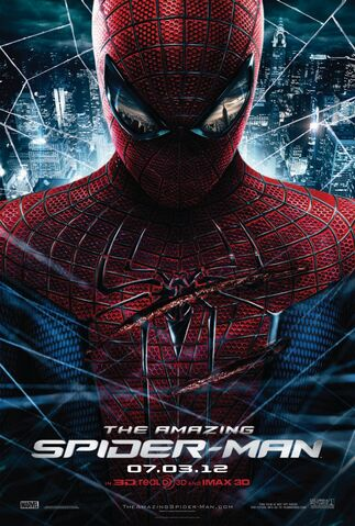 File:2012 - The Amazing Spider-Man Movie Poster.jpg