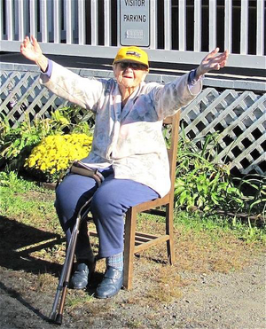 Johnson Farm - Grace C. Johnson (August 31, 1919 – August 20, 2011)