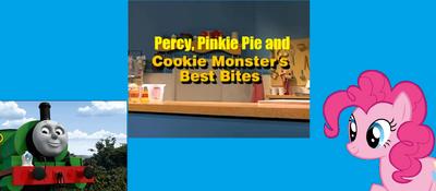 Percy, Pinkie Pie & Cookie Monster's Best Bites