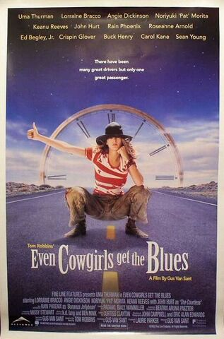 File:1994 - Even Cowgirls Get the Blues Movie Poster.jpg