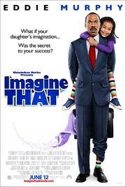 2009 - Imagine That Movie Poster