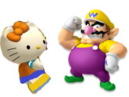 Mimmy and Wario