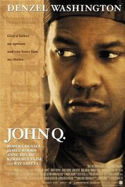 2002 - John Q Movie Poster