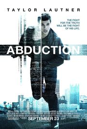 2011 - Abduction Movie Poster