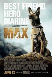 Max 2015 poster